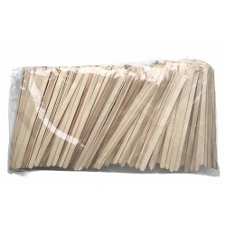 Палочки для кофе бамбуковые