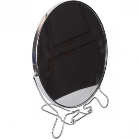 Зеркало 2-х стороннее железное 7-ка