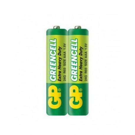 GP Greencell R03 AAА (оригинал, минипальчик)