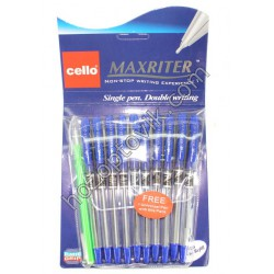 Ручка Cello Масл MAX-RAITER син. 727 f