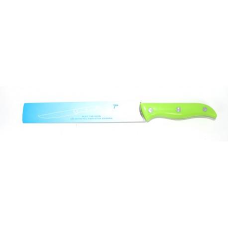Нож синий большой 7-ка