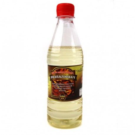Жидкость для разжигания дров