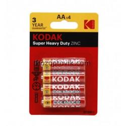 Батарейка R06 Kodak AA блистер