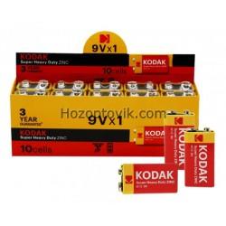 Батарейка 6F22 Kodak крона 9v