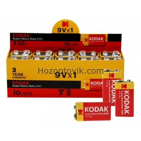 Батарейка 6F22 Kodak крона