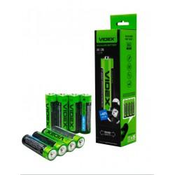 Батарейки Videx LR6 AA Alkaline (пальчик)