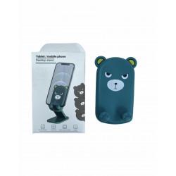 Подставка держатель для телефона медвежонок