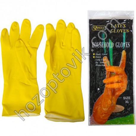Перчатки резиновые s/m/l/xl