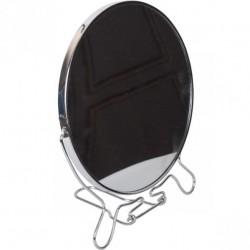 Зеркало 2-х стороннее железное №8