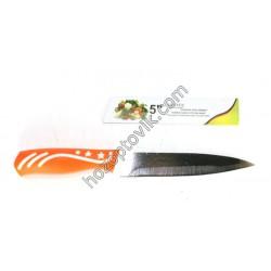 Нож оранжевый 5-ка 23 см