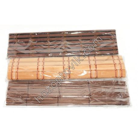 Салфетка бамбуковая