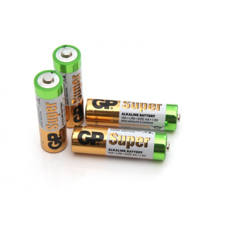 GP Super Alkaline LR6 AA